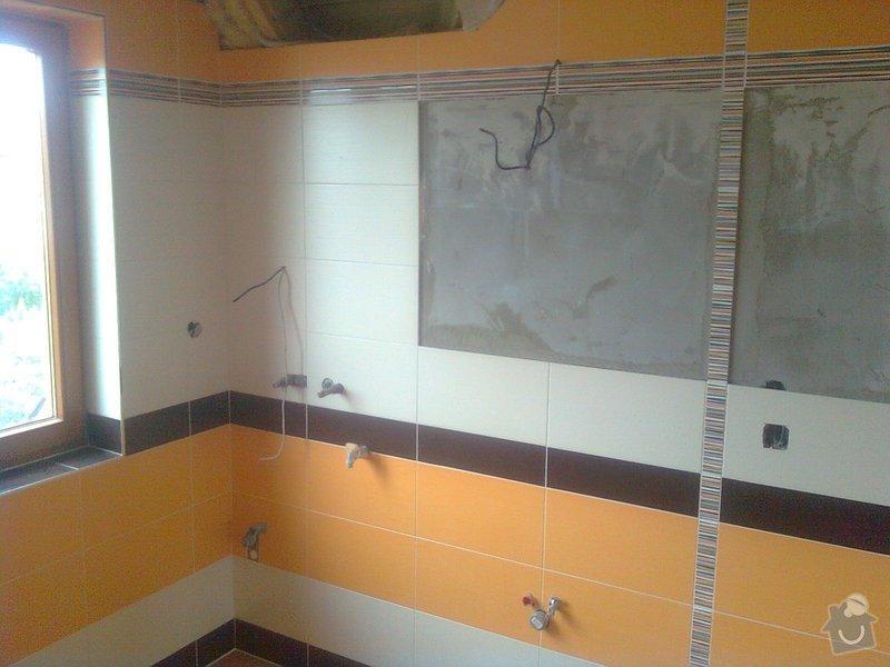 Obklad koupelny: Obraz0142