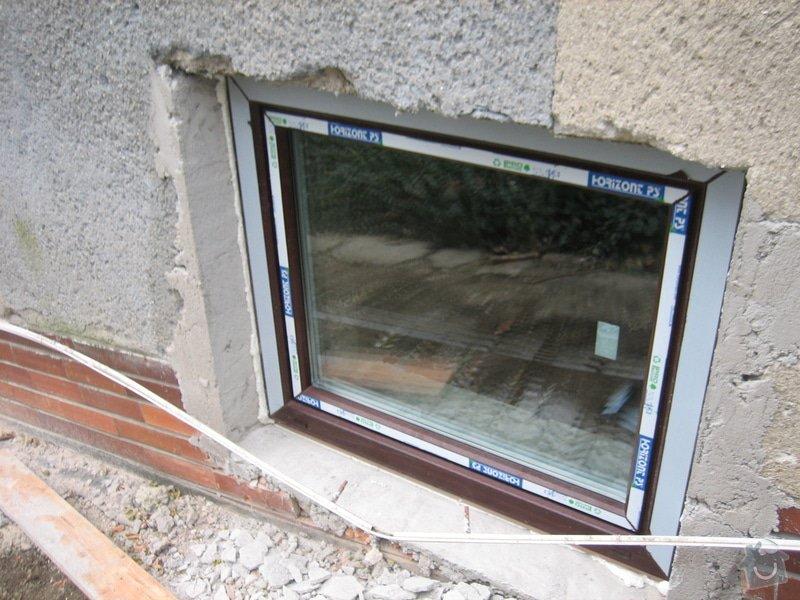 Oprava po předchozí firmě - rekonstrukce bytu v RD (1+1): IMG_7797