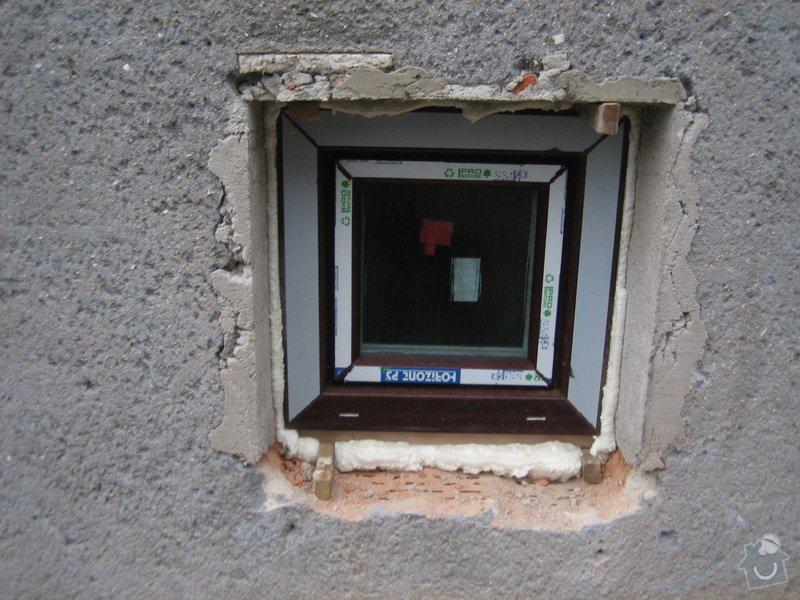 Oprava po předchozí firmě - rekonstrukce bytu v RD (1+1): IMG_7798