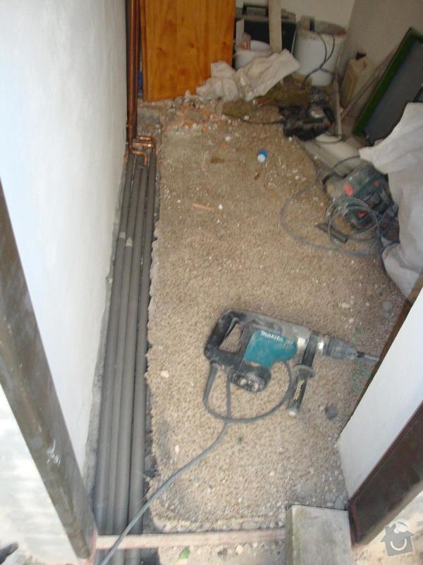 Částečná rekonstrukce rodinného domku: DSC04538