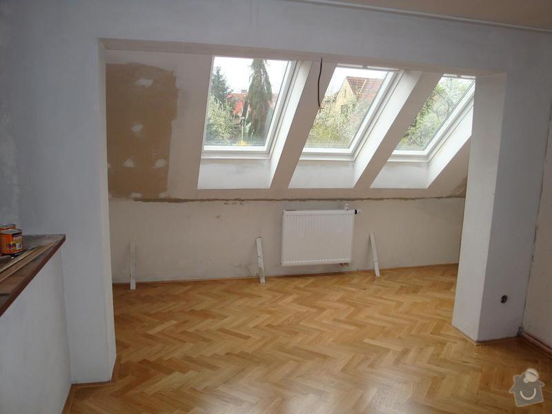 Částečná rekonstrukce rodinného domku: DSC04613