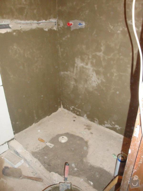 Částečná rekonstrukce rodinného domku: DSC05592
