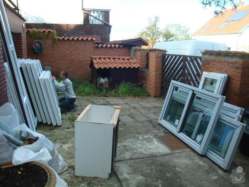Částečná rekonstrukce rodinného domku: DSC05603