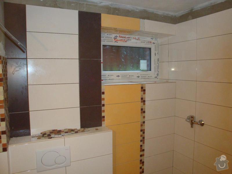 Částečná rekonstrukce rodinného domku: DSC05633
