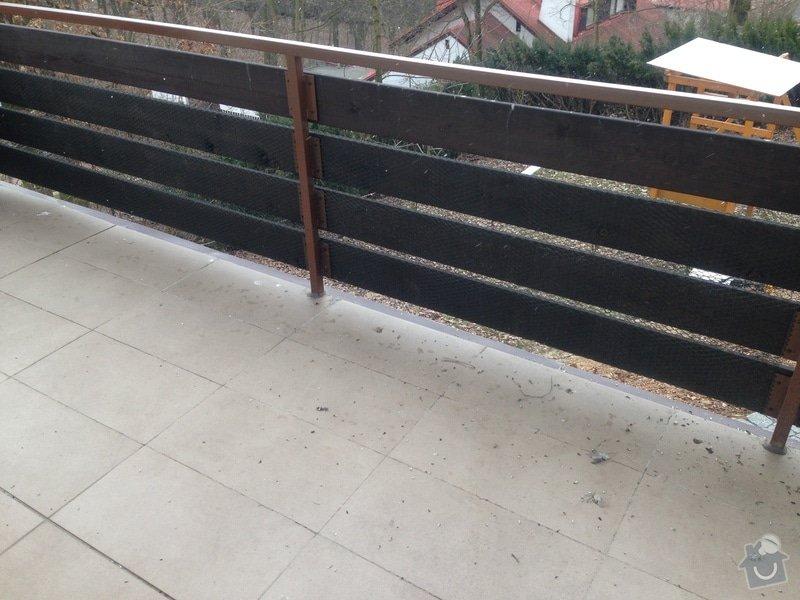 Oprava izolace a parapetu balkonu + okap: IMG_0035_1_