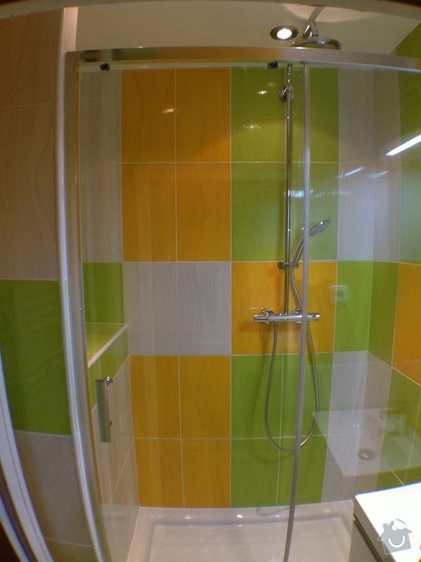 Rekonstrukce koupelny: IMG_0435