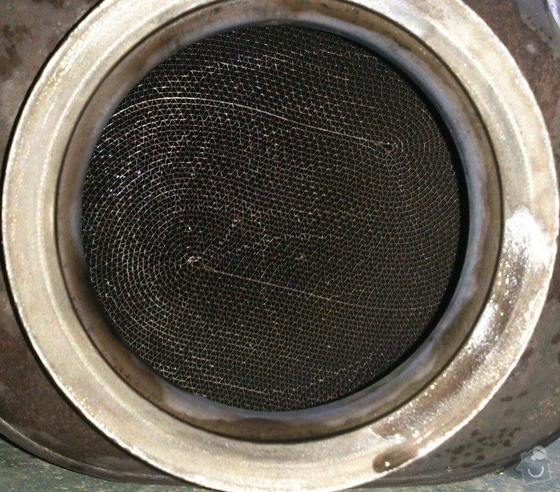 Oprava automobilu - Renovace DPF filtru BMW 530 XD : DSC_0313