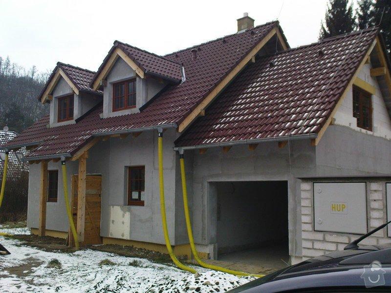 Montáž a dodávka Oken - Novostavba: DSC00551