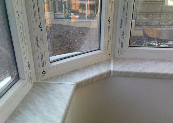 Dodávka a montáž okenních parapetů