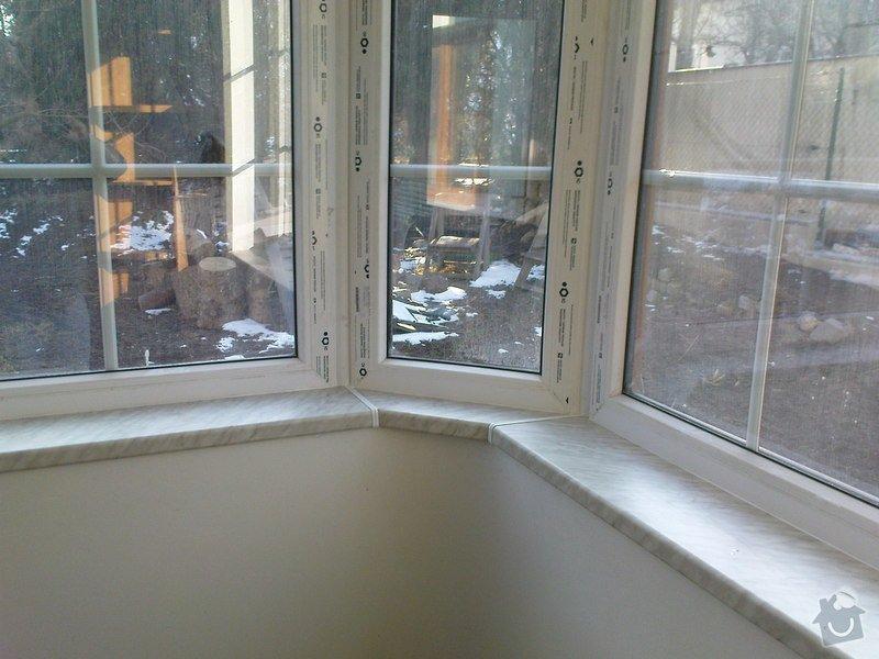 Dodávka a montáž okenních parapetů: DSC00552