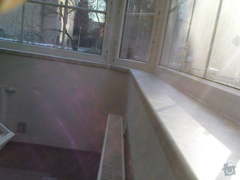 Dodávka a montáž okenních parapetů: DSC00553