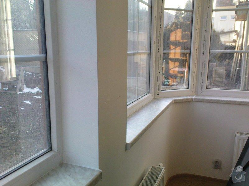 Dodávka a montáž okenních parapetů: DSC00554