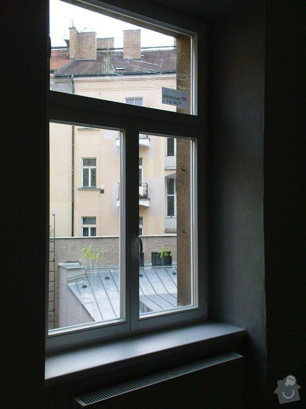 Okna do třech pokojů (Dejvice): DSC00559