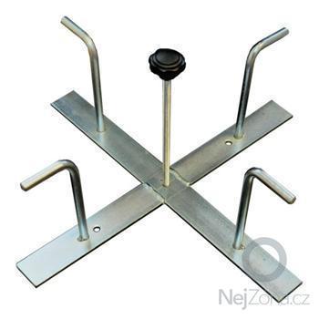 Výroba Rezerva kabelu na stěnu, pozin. kříž: rezerva-kabelu-na-stenu-pozin-kriz-plastovy-kryt-prumer-520mm_i2460
