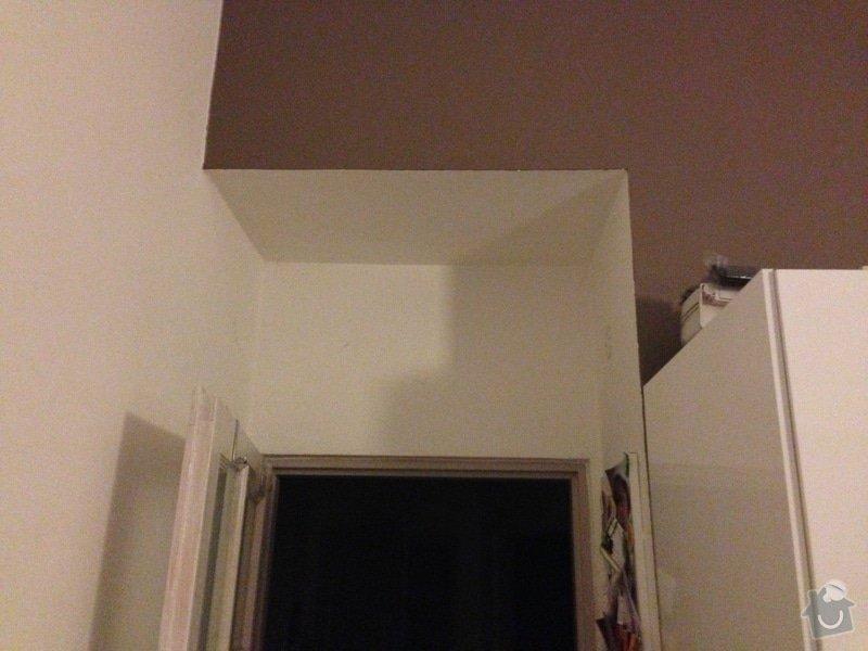 Vytvoření úložného prostoru nad dveřmi: IMG_0160