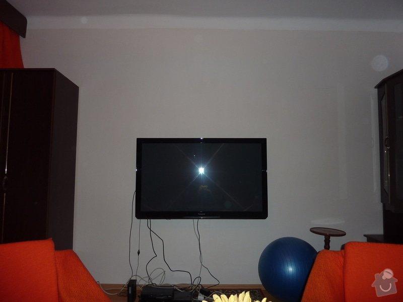 Výroba obývací stěny na vestavěné akvárium: P1050230