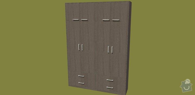 Poptávka vestavěné skříně: skrin_pohled1