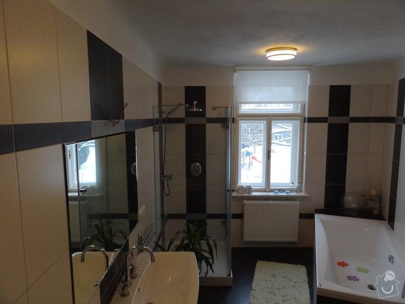 Rekonstukce koupelny: DSC01535
