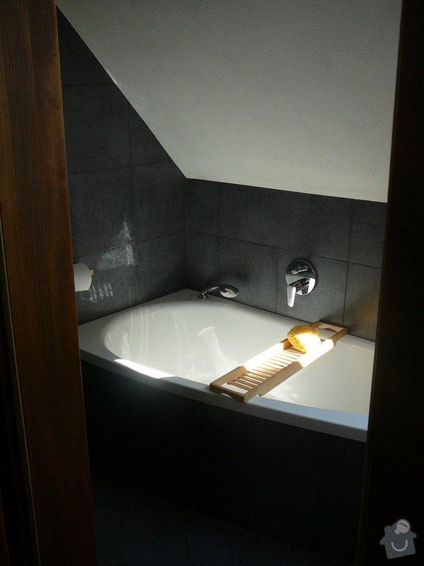 Rekonstukce koupelny: P1250304