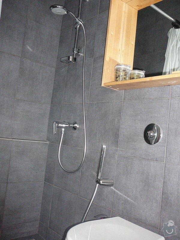 Rekonstukce koupelny: P1250321