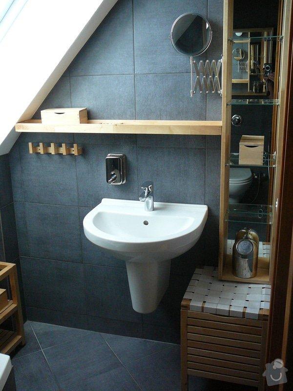 Rekonstukce koupelny: P1250326