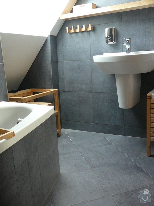 Rekonstukce koupelny: P1250328