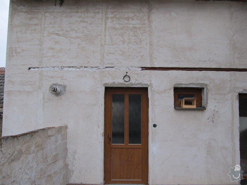 Návrh+realizace zateplení, podbití střechy, fasáda, rozšíření terasy, oplocení: IMG_1845