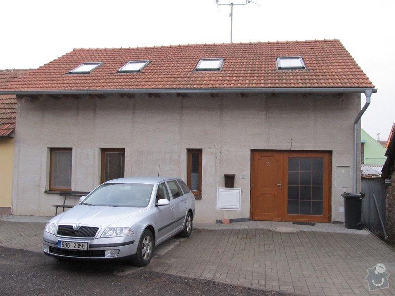 Návrh+realizace zateplení, podbití střechy, fasáda, rozšíření terasy, oplocení: IMG_1852