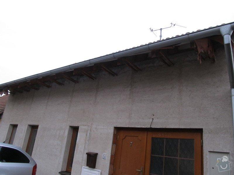 Návrh+realizace zateplení, podbití střechy, fasáda, rozšíření terasy, oplocení: IMG_1854