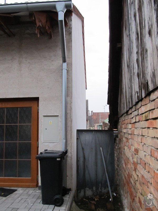 Návrh+realizace zateplení, podbití střechy, fasáda, rozšíření terasy, oplocení: IMG_1855