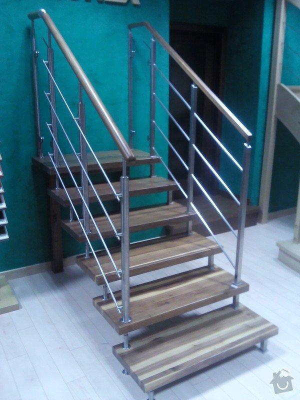 Schodiště: schody