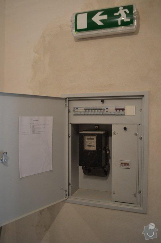 Rekonstrukce elektroinstalace ve wellness: DSC_0061