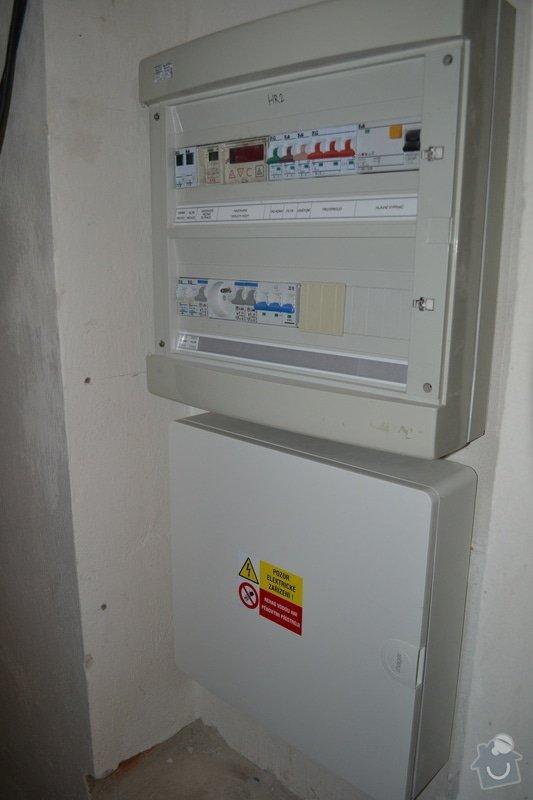 Rekonstrukce elektroinstalace ve wellness: DSC_0065