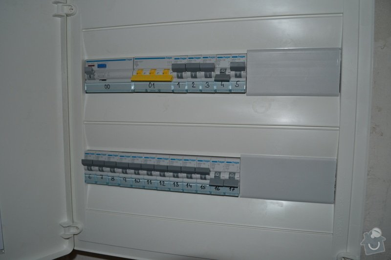 Rekonstrukce elektroinstalace ve wellness: DSC_0068
