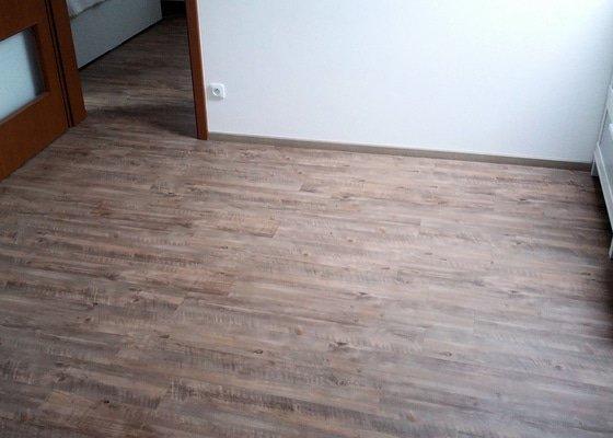 Položení vinylové podlahy