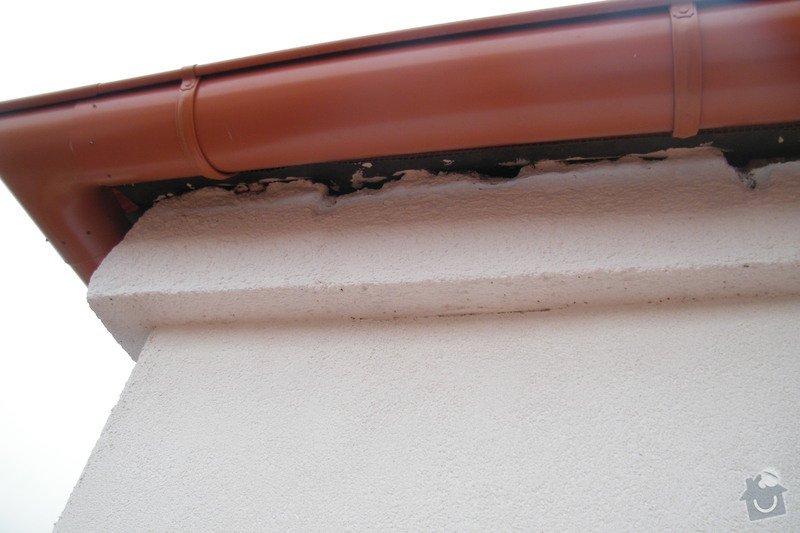 Zateplení fasády: DSCF6549