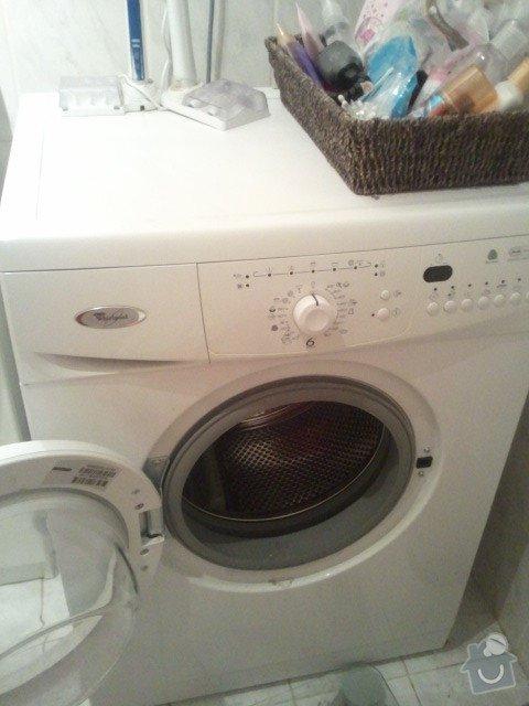 Oprava pračky: pracka2