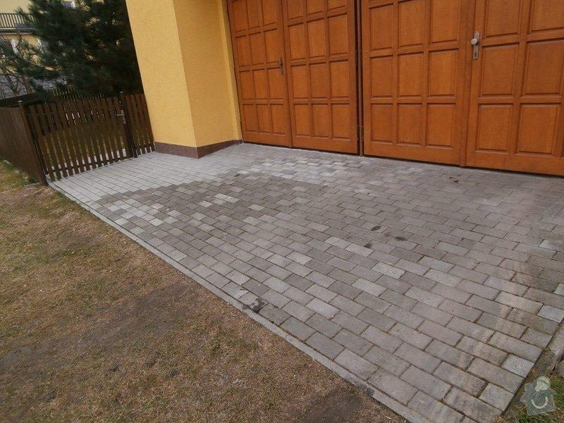 Kb-block, zámková dlažba: P4070071