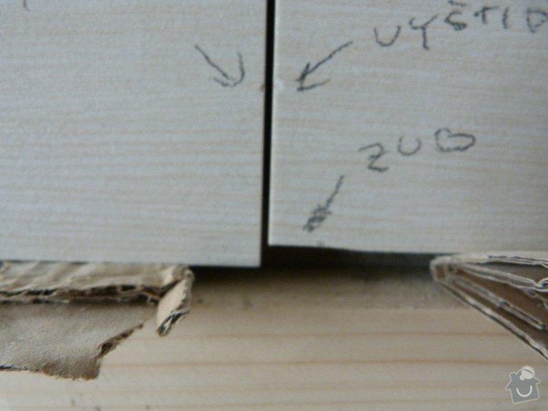 Rekonstrukce části bytu (obývací pokoj + kk) v panelovém domě: P1010616