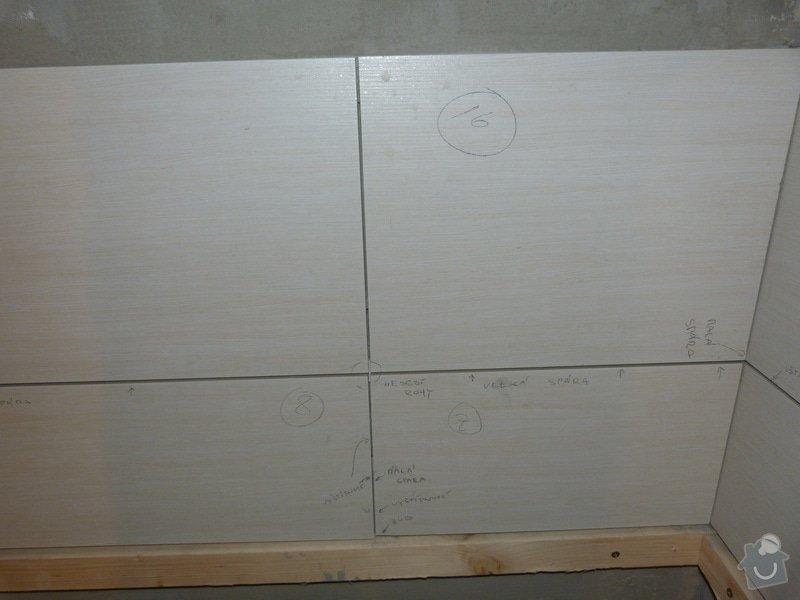 Rekonstrukce části bytu (obývací pokoj + kk) v panelovém domě: P1010666