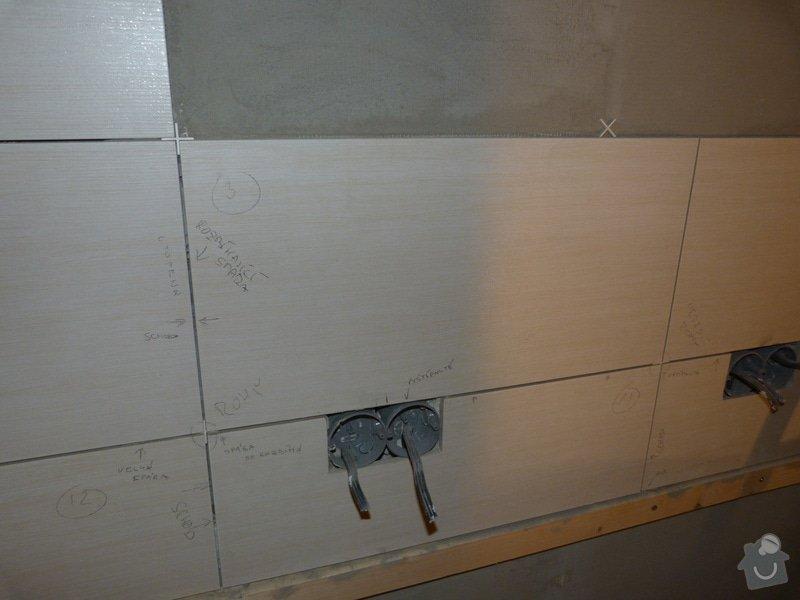 Rekonstrukce části bytu (obývací pokoj + kk) v panelovém domě: P1010675