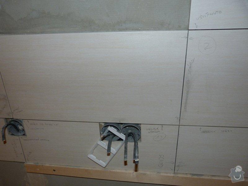 Rekonstrukce části bytu (obývací pokoj + kk) v panelovém domě: P1010676