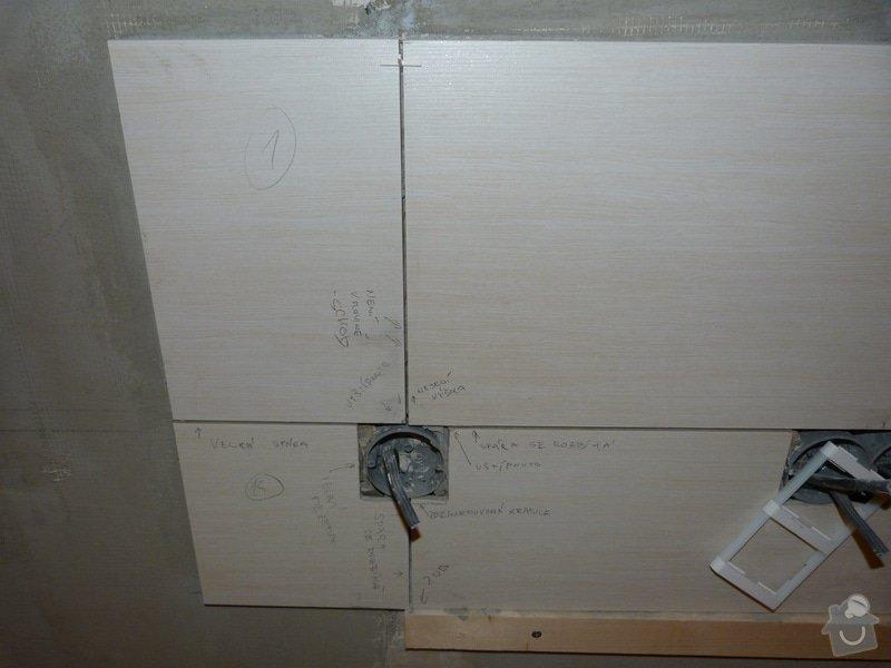 Rekonstrukce části bytu (obývací pokoj + kk) v panelovém domě: P1010678