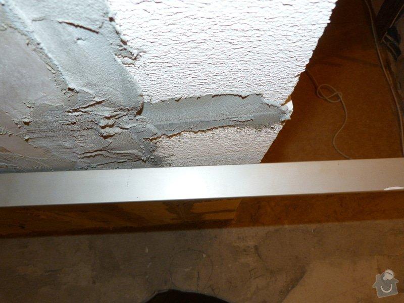 Rekonstrukce části bytu (obývací pokoj + kk) v panelovém domě: P1010687