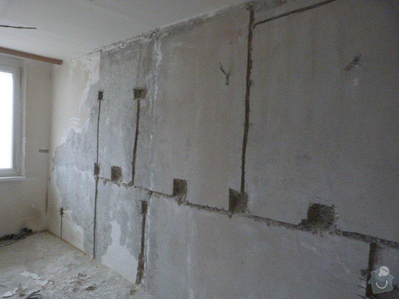 Částečná rekonstrukce elektroinstalace v bytě: P1010598