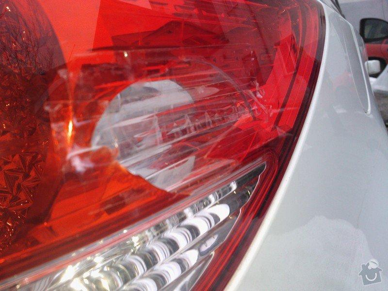 Oprava prasklého zadního světla: WP_000063