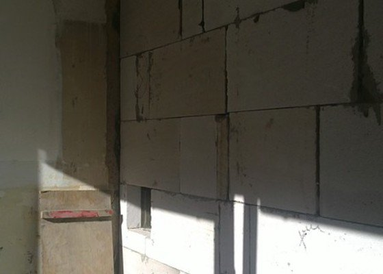 Rekonstrukce byt.jádra