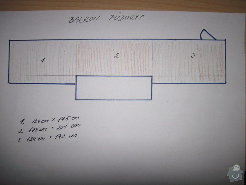 Výroba podlahy na balkon pomocí terasových prken: IMG_5808