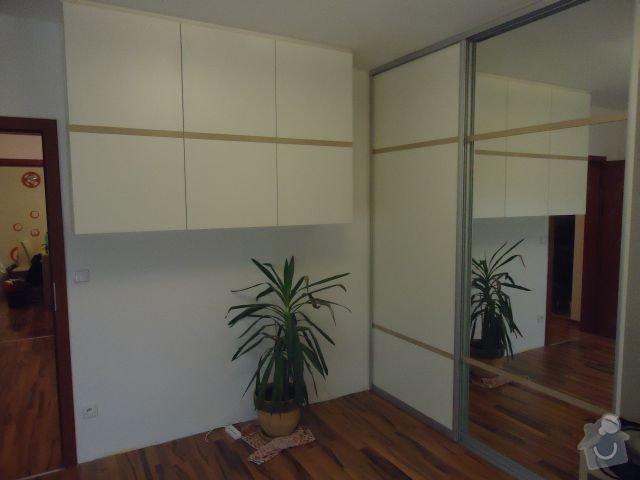 Zakázkový nábytek - ložnice, studentský pokoj: DSC02204