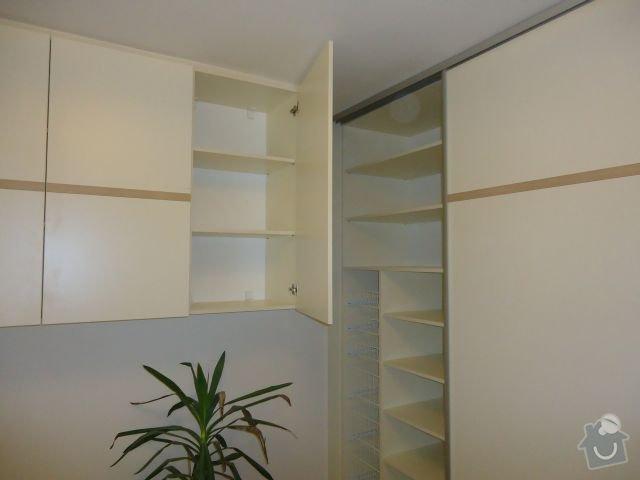 Zakázkový nábytek - ložnice, studentský pokoj: DSC02207